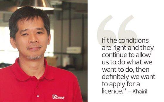 Axiata eyeing digital banking licence