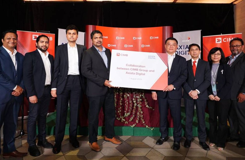 Axiata Digital partners with CIMB Group to provide financing solutions to SMEs