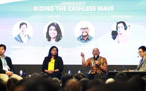 CEO: Time for e-wallet environment to consolidate