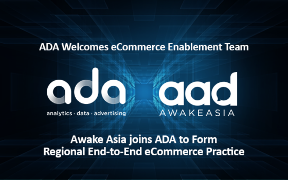 Awake Asia Merges with ADA to Unleash End-to-End eCommerce Across 10 Countries